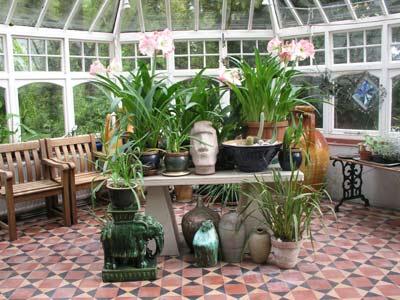 Classic period conservatory