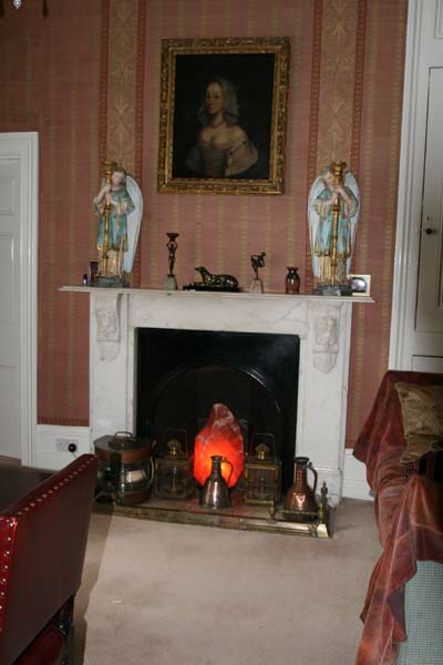 Marble period fireplace