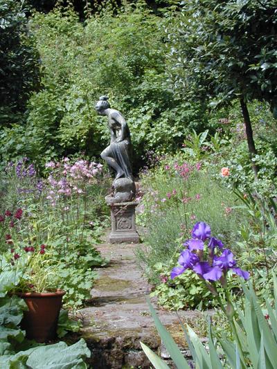 woodland formal garden paddocks