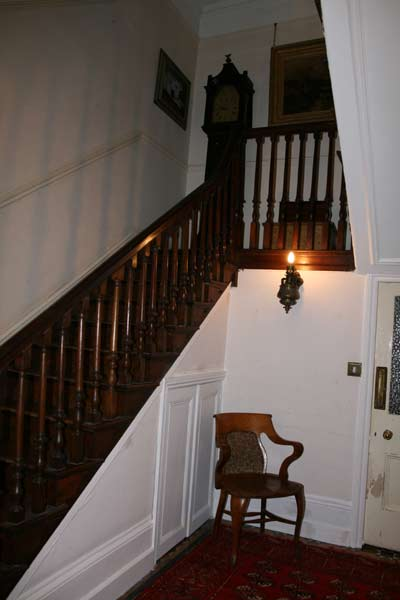 period feature oak staircase