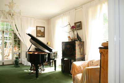 period Georgian interior